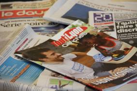 Médias rhônalpins : la solidarité internationale  passée aucrible